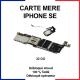 Carte mère pour iphone SE - 32 Go - Bouton home Or