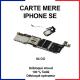 Carte mère pour iphone SE - 64 Go - Bouton home Or