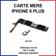 Carte mère pour iphone 6 plus - 64 Go - Bouton home or