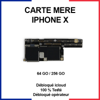 Carte mere pour iphone X