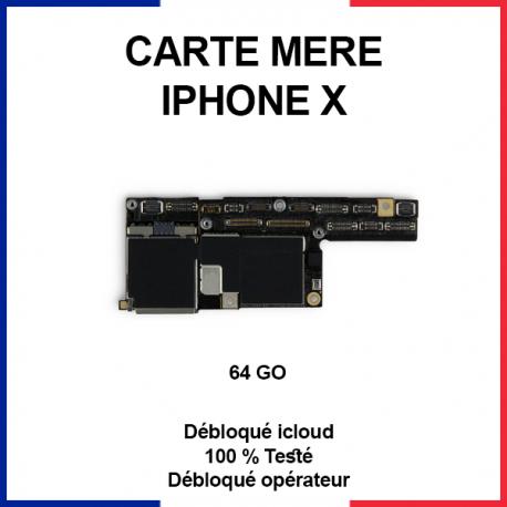 Carte mère pour iphone X - 64 Go