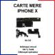 Carte mère pour iphone X - 64 Go - Avec face id